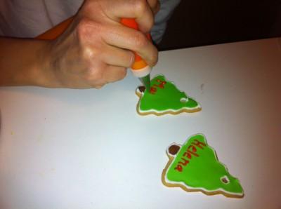 Posant noms a les galetes